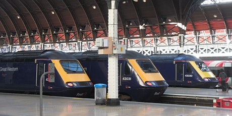 Virtual Tour - Transport of delight - The big train stations of London tickets