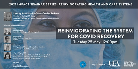 Reinvigorating the system for COVID recovery tickets
