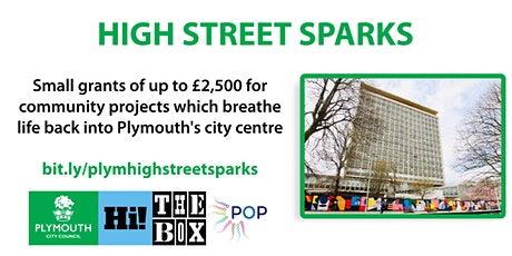 High Street Sparks - Writing a Successful Funding Application tickets