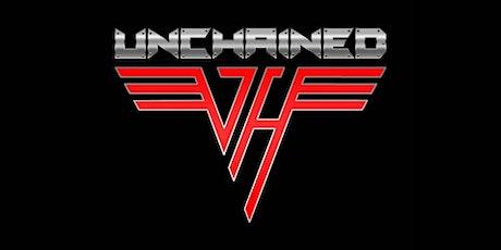Unchained -  Van Halen Tribute rocks The Broadway Club! tickets