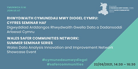 Wales Data Analysis Innovation and Improvement Network Showcase Event tickets
