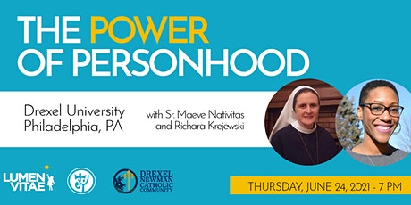 Power of Personhood - Philadelphia, PA tickets