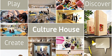Culture House - Engaging ethnically diverse communities workshop tickets