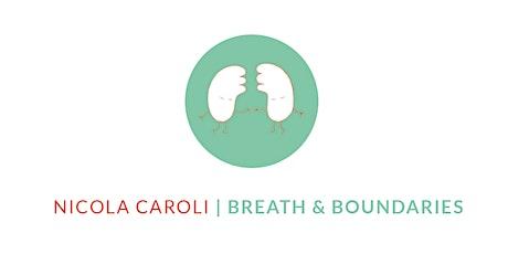 Breath & Boundaries tickets