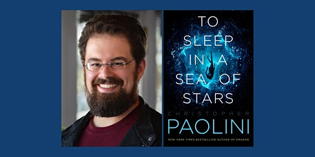 An Evening with Christopher Paolini tickets