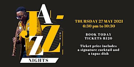 Jazz Nights tickets