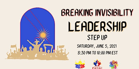 BREAKING INVISIBILITY: LEADERSHIP. Step Up tickets