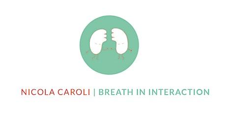 Breath in Interaction tickets