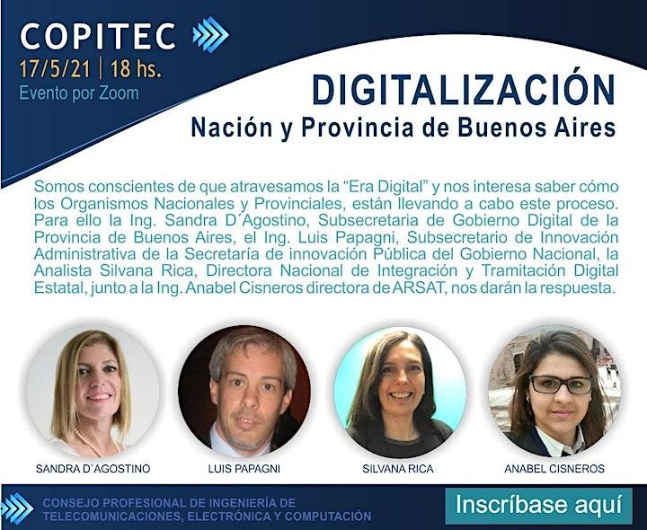 Imagen de DIGITALIZACIÓN. Nación y Provincia de Buenos Aires
