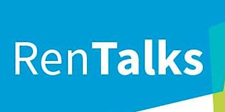 RenTalks: MacMillan Improving the Cancer Journey in Renfrewshire (ICJ) tickets
