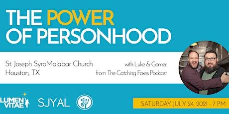 Power of Personhood - Houston, TX tickets