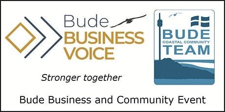 Bude Business and Community tickets