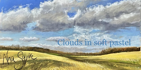 Creating clouds in Soft Pastel Workshop tickets
