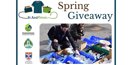 St AndReuse Spring Giveaway tickets