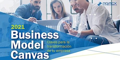 Business Model Canvas biglietti