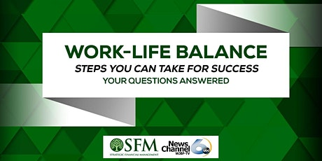 Transitions Tuesdays - Work-Life Balance tickets
