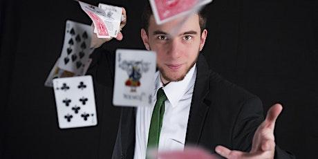 Felix Fischer - Online-Zauber-Show Tickets