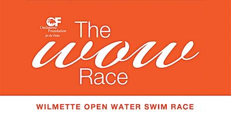 The Wilmette Open Water Swim Race 2021 tickets