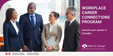 Workplace Career Connections Program Information Session tickets
