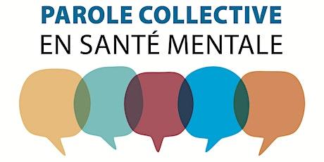 Grande  virée  du  Québec:  état de  la  parole collective en santé mentale entradas
