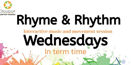 Rhyme & Rhythm session 2 tickets