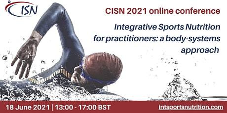 Integrative Sports Nutrition for practitioners: a body-systems approach tickets