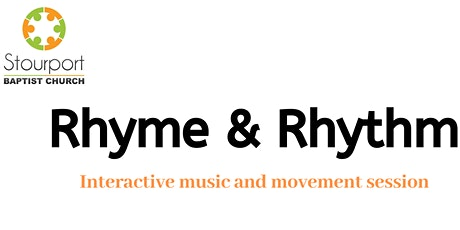 Rhyme & Rhythm Session 1 tickets