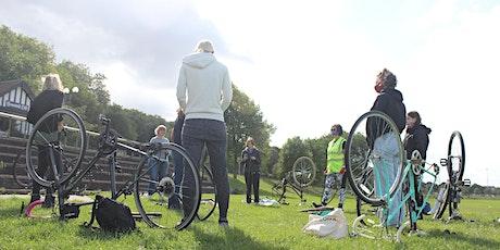 Free-  Women's Basic Bike Maintenance in the Park tickets