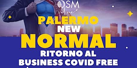 Palermo New Normal: ritorno al business covid-free biglietti