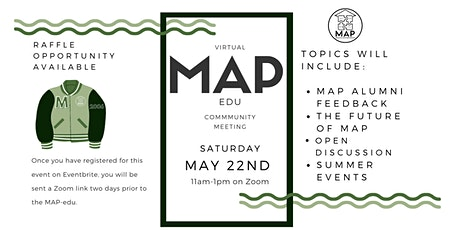 MAP-edu tickets