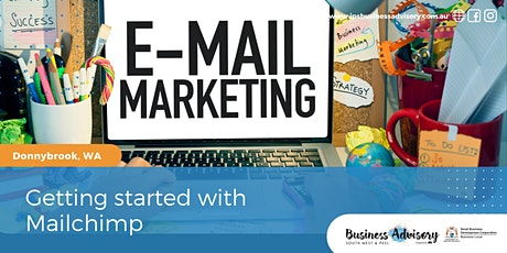 Getting Started with Mailchimp tickets