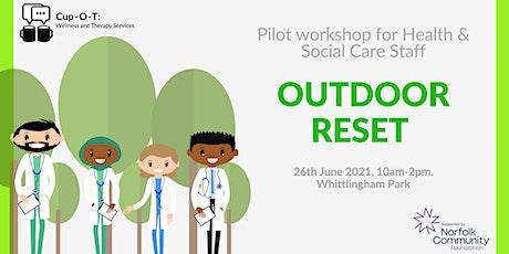 Outdoor Reset (pilot) Workshop tickets