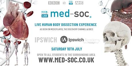 Med-soc Ipswich tickets