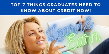 7 Things Graduates  Need to Know About Credit tickets