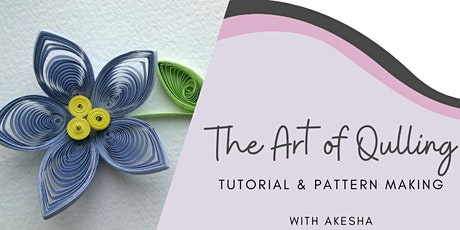 Art of Quilling: Spring Flowers tickets
