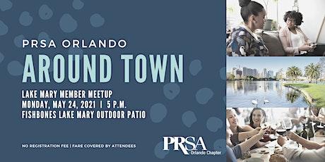 PRSA Orlando Around Town: Lake Mary Member Meetup tickets