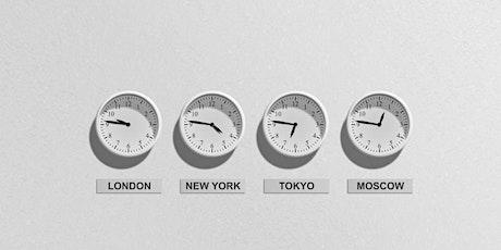 Time - WEBINAR GRATUITO biglietti