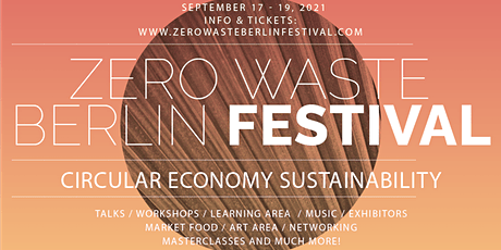 Zero Waste Berlin Festival 2021 Tickets
