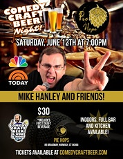 Comedy Night at Pie Hops tickets