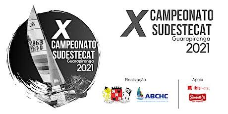 10º Campeonato Sudeste Cat Classe Hobie Cat 2021 ingressos