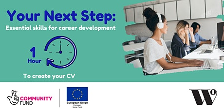 Your Next Step: One Hour To Complete Your CV tickets