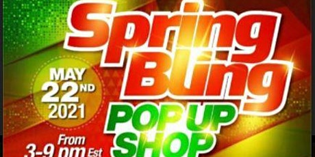 Spring Bling Pop up & Shop tickets
