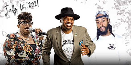 SLINK JOHNSON LIVE AT THE GLASSHOUSE COMEDY EXPERIENCE @ THE LYRIC THEATER tickets