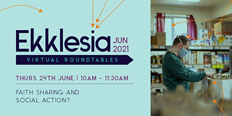 Church leader roundtable - Faith sharing and social action? tickets