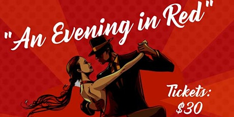 An Evening In Red tickets