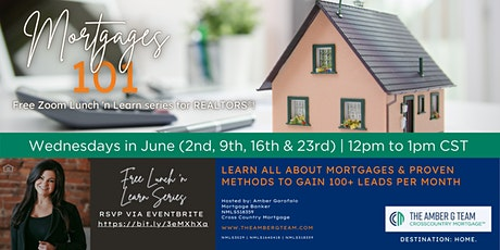 Mortgages 101: Free Class Series for REALTORS tickets
