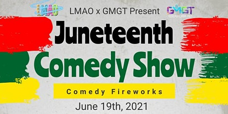 Juneteenth Comedy Show tickets