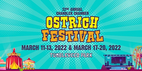32nd Annual Ostrich Festival tickets