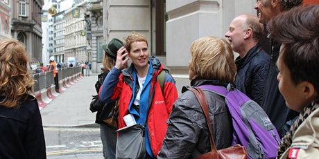 The London Ear: guided walk through the City and its sounds 10 October 2021 tickets