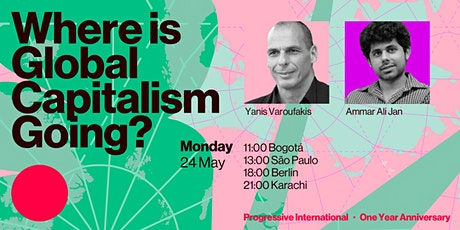 Where is Global Capitalism Going? tickets